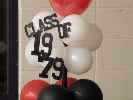 Class of 1979 40th Class Reunion