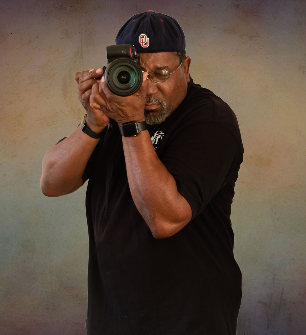A Photo of Rafael Powell, Photographer an owner of AGD1 Photography